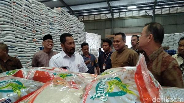 Buwas Tegaskan Indonesia Tak Perlu Impor Beras Sampai 2019