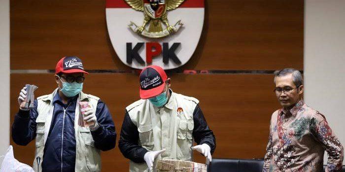 OTT KPK 2018 : PDI-P Ranking 1