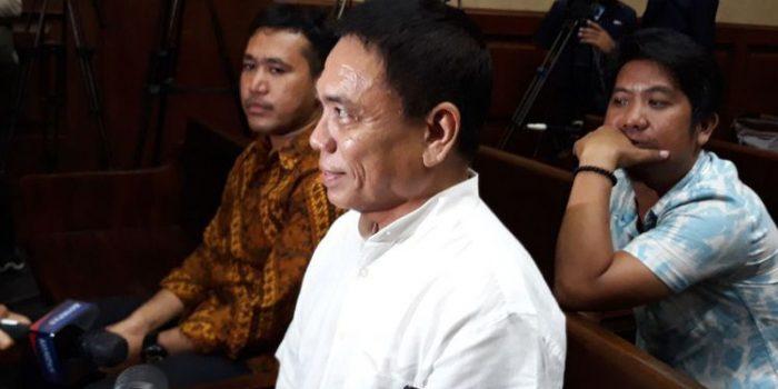 Mantan Gubernur Aceh Didakwa Terima Gratifikasi Rp8,7 M