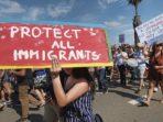 Asa Pendukung Imigrasi di AS pada Pemilu Paruh Waktu