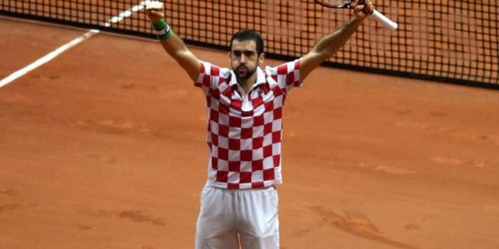Tumbangkan Prancis, Krosia Rebut Piala Davis