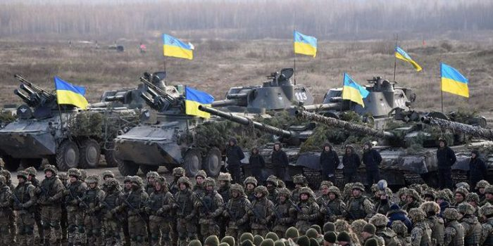Seandainya Rusia Berperang Melawan Ukraina, Siapa yang Menang?