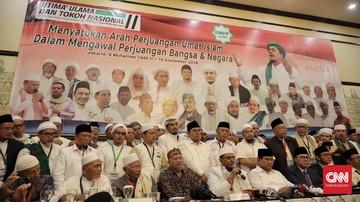 Masjid jadi Arena Raup Suara Islam Jokowi dan Prabowo
