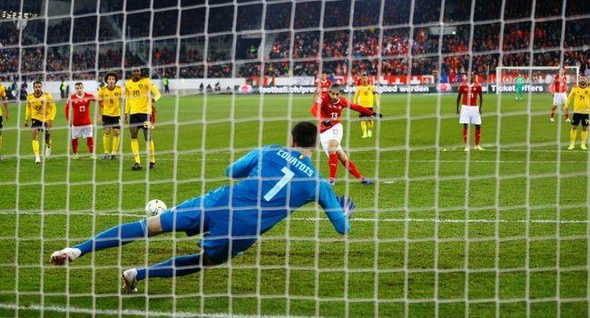 Tekuk Belgia 5-2, Swiss Melaju ke Semi Final UEFA Nation League
