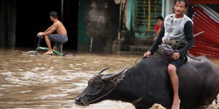 Badai Usman Terjang Filipina, 68 Orang Dinyatakan Tewas