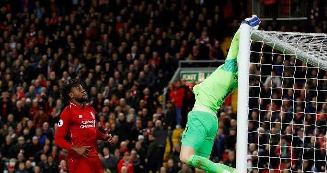 Taklukan Everton 1-0, Liverpool Buntuti City