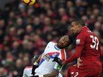 Tekuk Crystal Palace 4-3, Liverpool Kokoh Dipuncak Klasemen