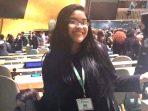 Erica Kaunang Masuk 500 Siswa Terbaik di AS