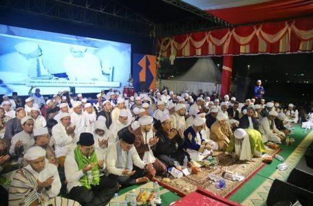 Doa Bersama Majelis Nurul Mustofa Ajak Pemilu Damai & Menyejukkan