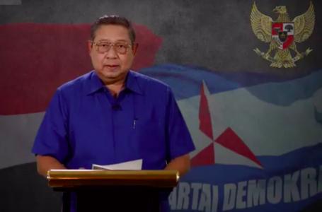 SBY Sampaikan Ucapan Selamat kepada Jokowi-Ma'ruf