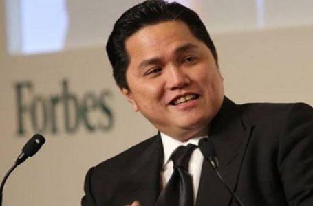 Berikut Daftar Pejabat BUMN yang Dicopot Erick Thohir