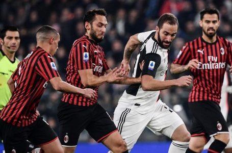 AC Milan Incar Kemenangan Perdana atas Juventus