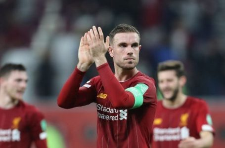 Cedera Hamstring, Kapten Liverpool Diistirahatkan