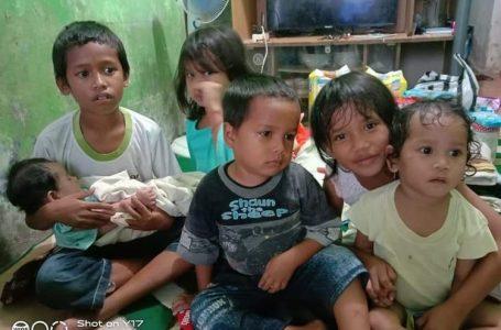 Memilukan, Enam Bocah Ini Kehilangan Kedua Orangtuanya Secara Bersamaan