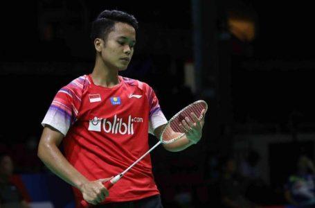 Kalahkan India, Tim Indonesia ke Final Kejuaraan Bulutangkis Beregu Asia