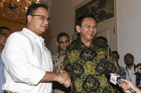 Survei Indo Barometer : Masalah Banjir, Jokowi dan Ahok Lebih Baik Ketimbang Anies