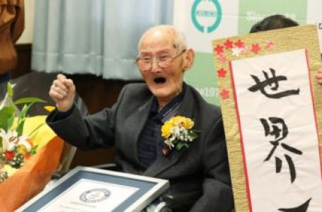 Lelaki Tertua di Dunia Asal Jepang Meninggal Dunia