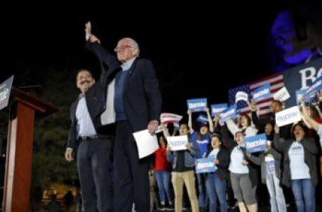 Lagi, Bernie Sanders Unggul di Kaukus Nevada