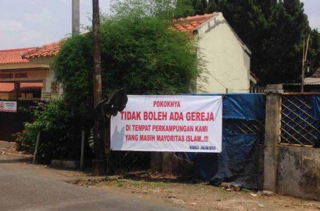 Pendirian Gereja Dihalang-Halangi ? Saya Malu Jadi Orang Indonesia