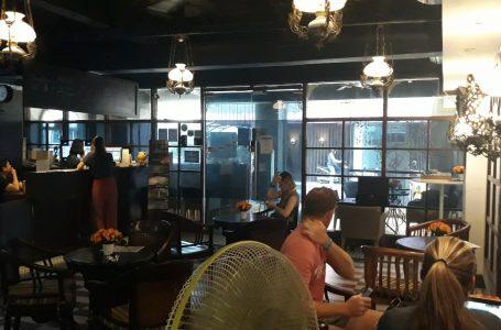 Suasana di Old Batavia Hostel Jakarta