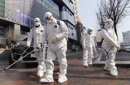 Takut Terjangkit Virus Corona, Korsel Tutup Pangkalan Militer dan Dua Kota