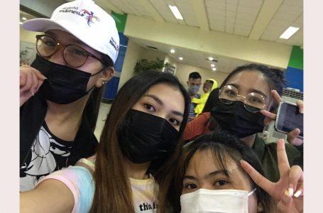 Mahasiswa Sulut di China Tiba dengan Selamat di Manado