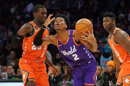 Tim Basket AS Juarai Turnamen NBA Rising Star 2020