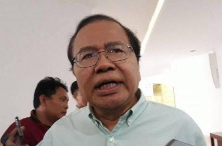 Rizal Ramli Angkat Suara Terkait Telegram Polri soal Penghina Presiden