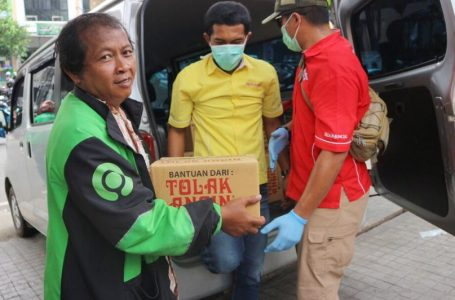 Dana Rp 15 M Disumbangkan Untuk Bantu Hadapi Pandemi Covid-19