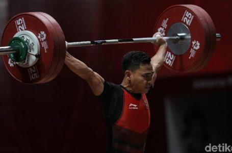 Indonesia Targetkan Dua Medali Emas Cabang Angkat Besi Olimpiade Tokyo 2020