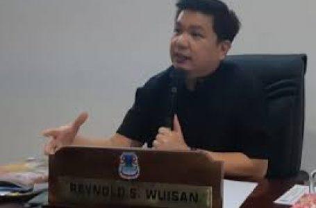 Reynold Wuisan Apresiasi Kebijakan Walikota Manado Terkait Pergeseran Anggaran Covid-19