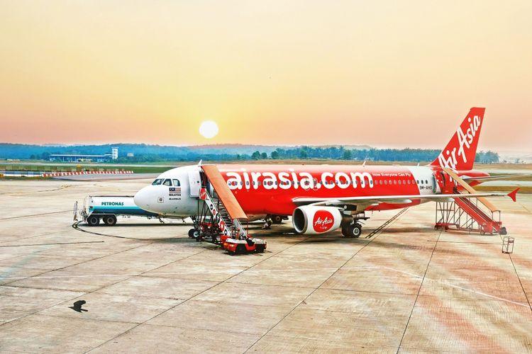 Air Asia Mulai Beroperasi Lagi 8 Juni 2020