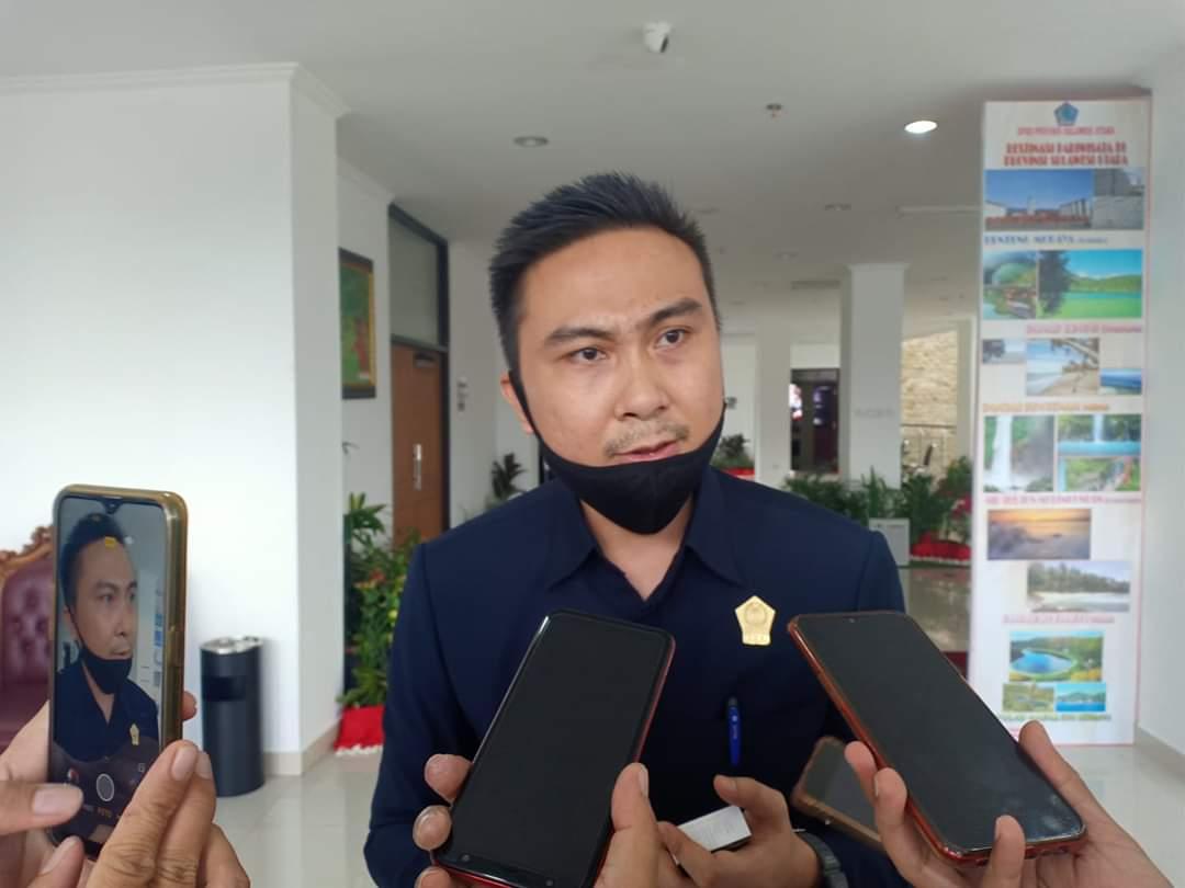 Nick Lomban Berharap Pempov Bentuk Timsus Pulangkan Warga Sulut dari Ternate