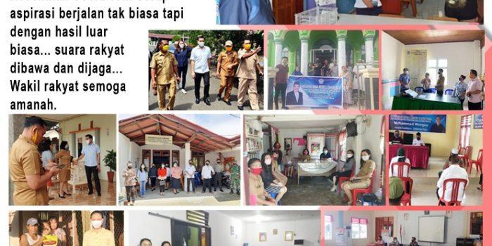 Lantaran Covid-19, Reses 1 Anggota DPRD Sulut Berbeda dengan Sebelumnya