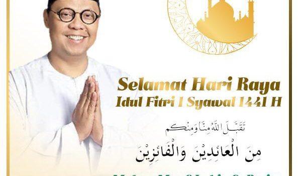 Founder IMI Lukman Edy : Selamat Hari Raya Idul Fitri