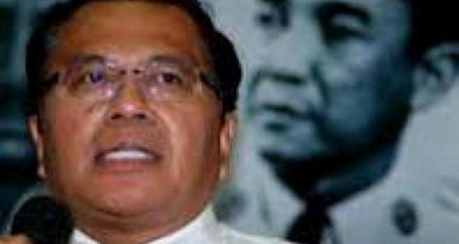 Jerry Massie : Kuasai Laut, Darat dan Udara Rizal Ramli Layak Perdana Menteri