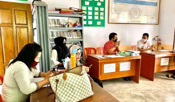 Anggota DPRD Sulut Fabian Kaloh, Gelar Reses di 7 Titik Kota Bitung