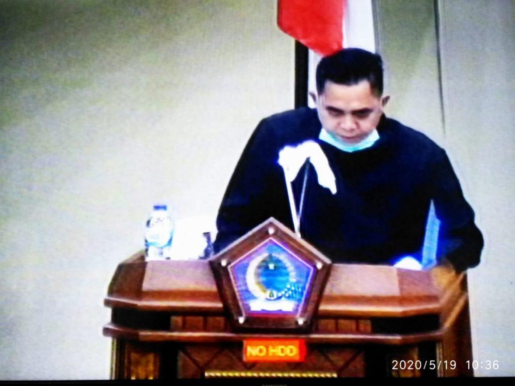 Hasil Reses 1 : Mohammad Wongso Sampaikan 7 Poin Penting