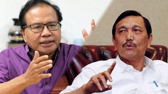 Politisi PKS Minta Debat LBP dan RR Ditayangkan di TV Nasional