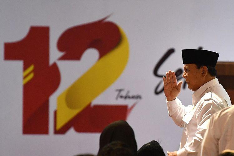 Survei Indikator Politik Indonesia : Elektabilitas Prabowo Turun, Ganjar Buntuti di Posisi Kedua
