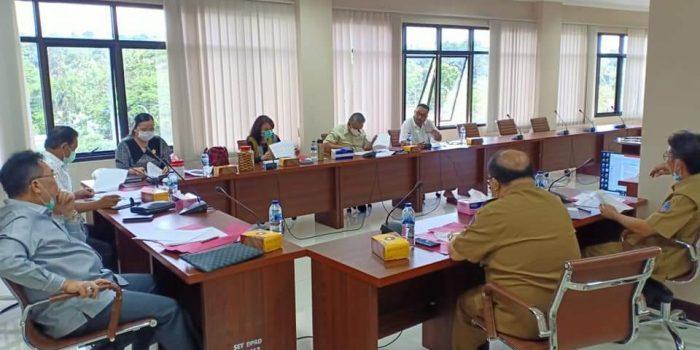 Komisi III DPRD Sulut Pertanyakan Dana Publikasi BPBD Rp877,5 Juta