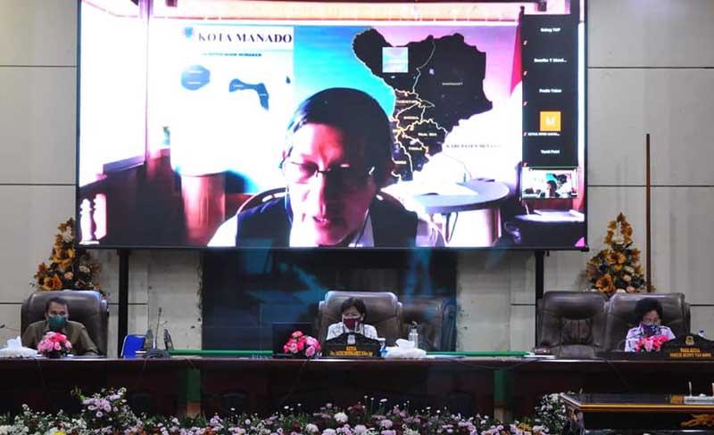Walikota Manado : Tata Kelola Pemerintahan Daerah harus Semakin Partisipasif, Transparan dan Berakuntabilitas