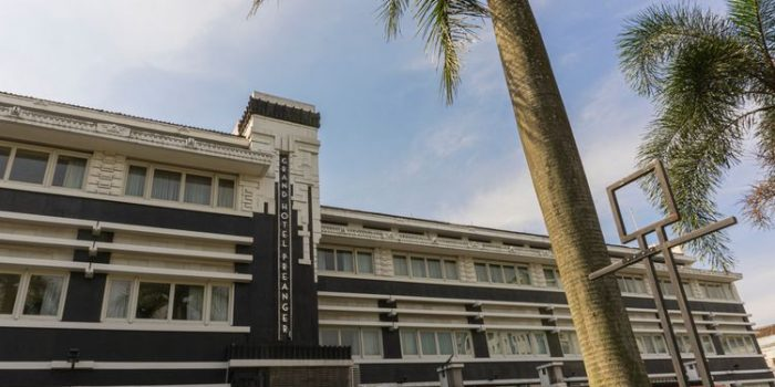 Berikut Hotel Tertua di Bandung yang Berdiri Sejak 1897