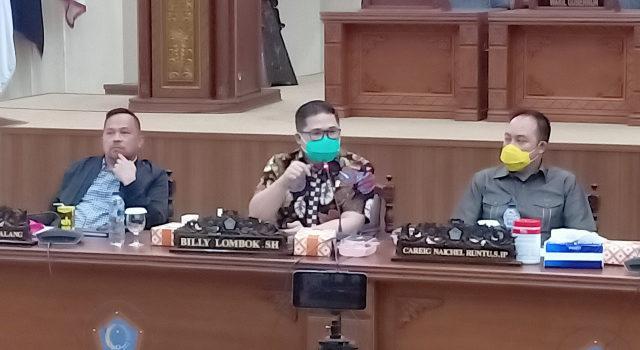 Ini yang Dibahas Rektorat Unsrat dan Komisi IV DPRD Sulut
