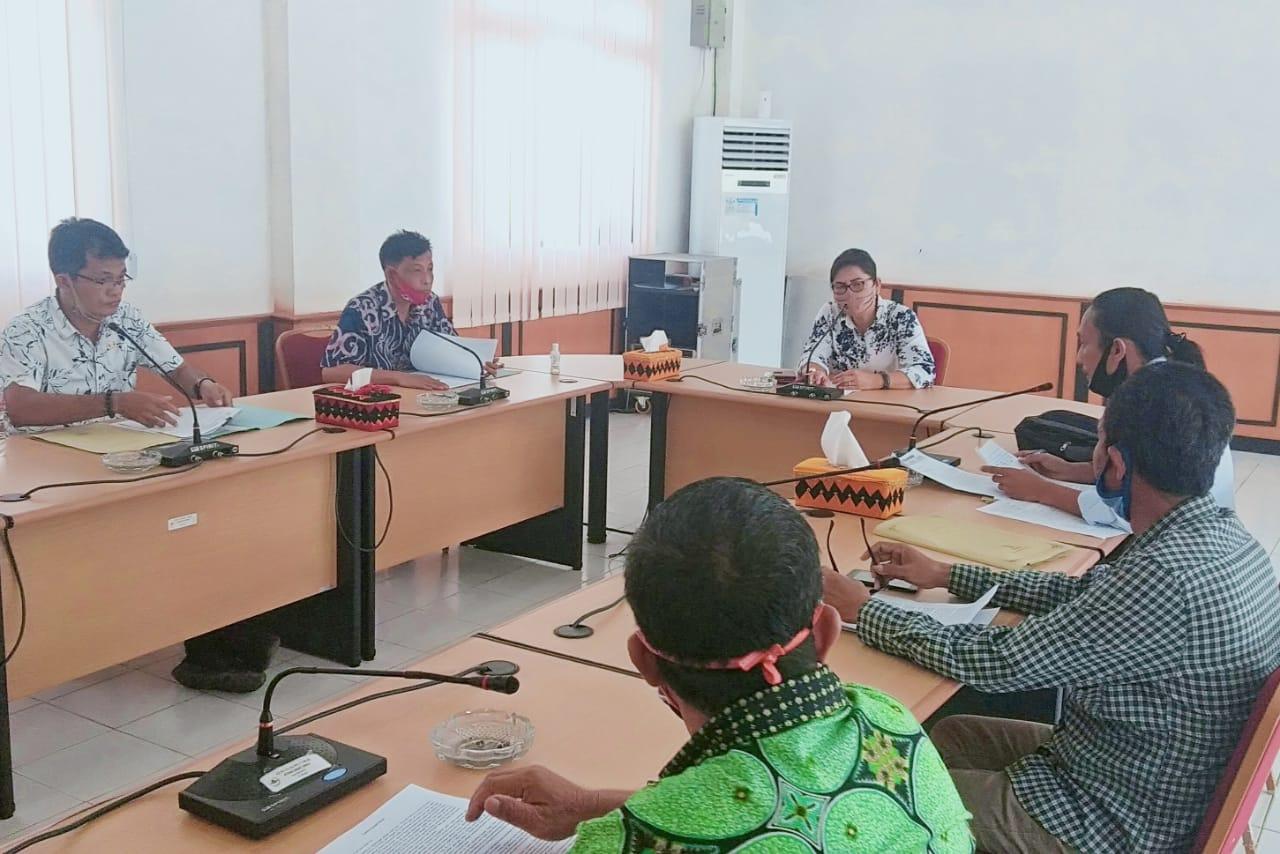 Aliansi Peduli Masyarakat Desa Loloana'a Idanoi Minta Kadesnya Dicopot