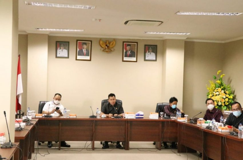 Komisi IV DPRD Sulut Dorong Dinkes Terus Bekerja Maksimal Tangani Covid-19