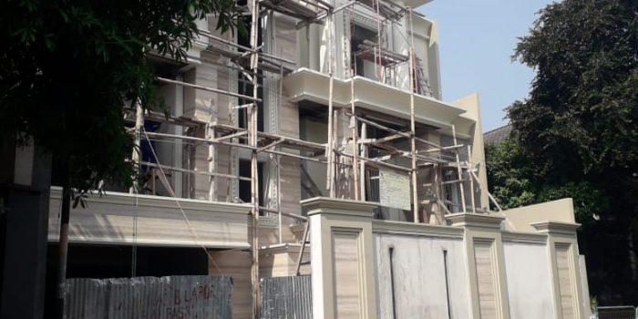 Gegara Bangunan ini, Satpol PP DKI Dikritik Habis-habisan