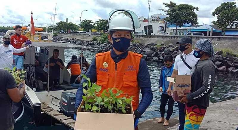 """Walikota Manado Galakan Program """"Mari Jo Bakobong"""""""