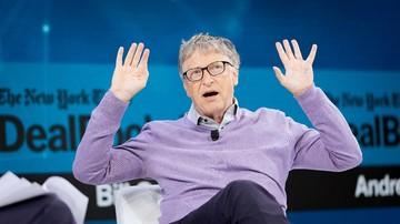 Bill Gates Bantah Tuduhan Vaksin Penangkal Corona yang Kembangkannya Dipasang Chip