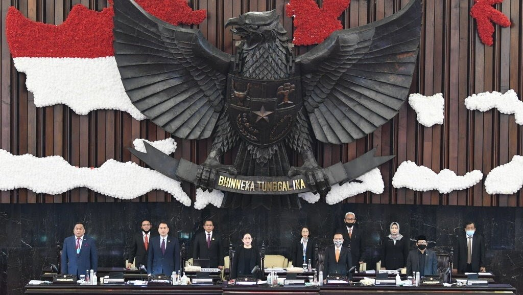 DPR Ingkar Janji, Saat Reses Tetap Bahas Omnibus Law RUU Cilaka